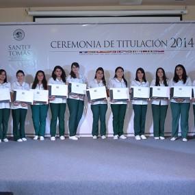 Titulación Chillán 2014