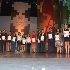 Titulación sede Temuco 2015