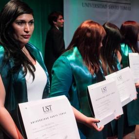 Titulación UST Antofagasta 2014
