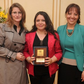 Titulaciones Santo Tomás Valdivia 2014