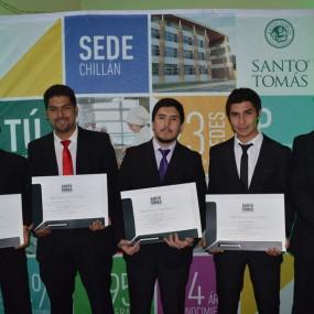 Titulaciones chillán 2015