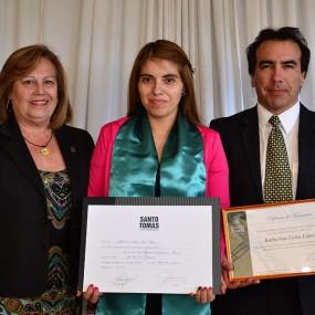 Titulación sede Viña del Mar 2014