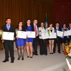Titulación Ovalle 2014