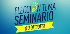 Tema seminario 2017
